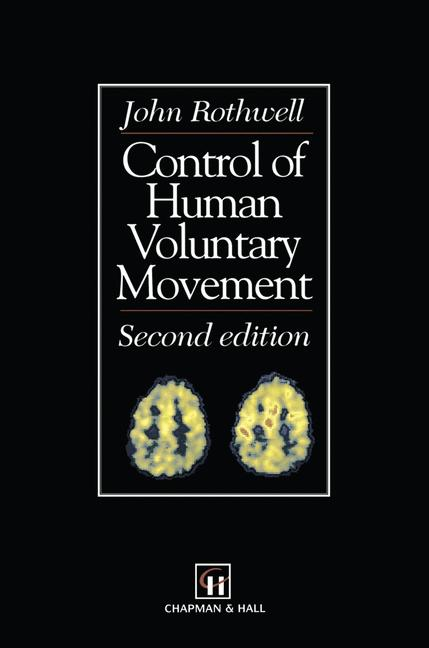 Cover of 'Control of human voluntary movement'