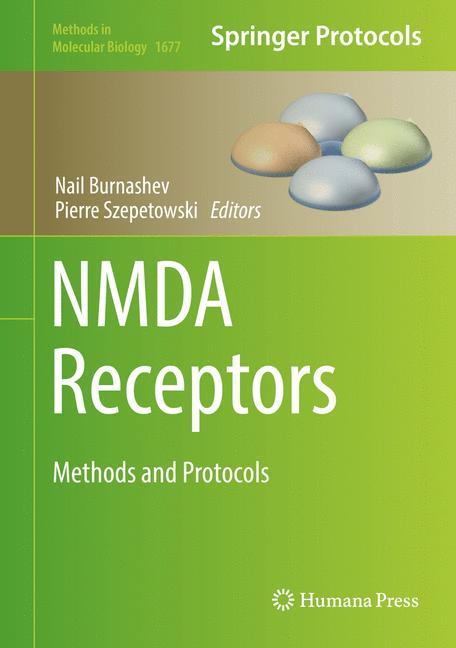 Cover of 'NMDA Receptors'