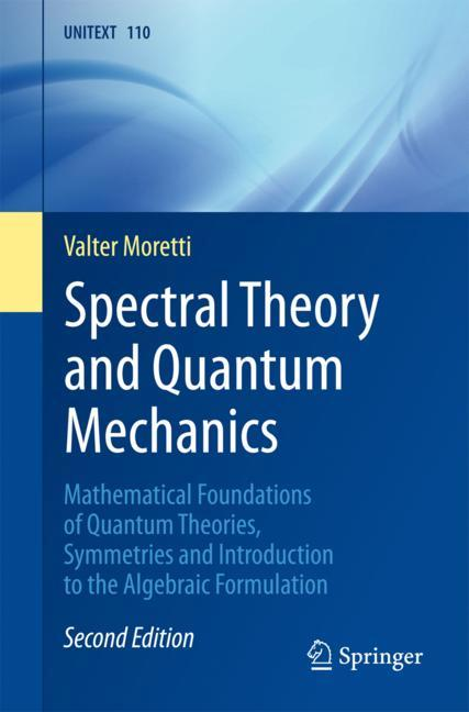 Cover of 'Spectral Theory and Quantum Mechanics'