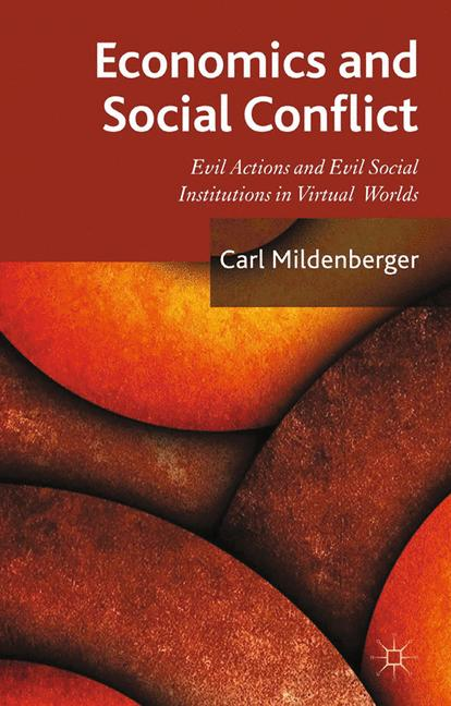 Cover of 'Economics and Social Conflict'