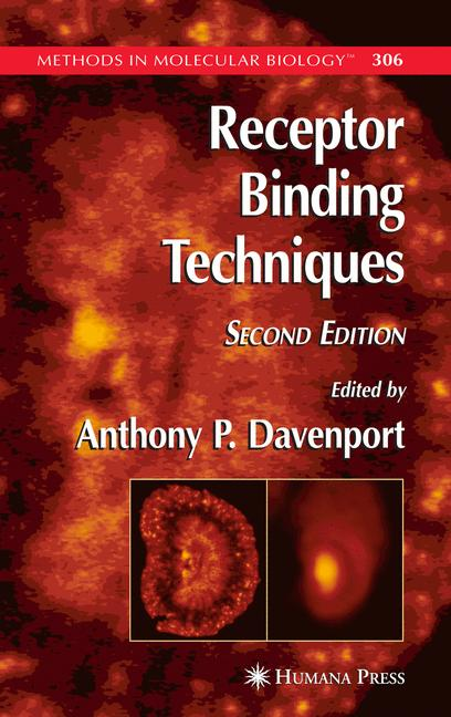 Cover of 'Receptor Binding Techniques'