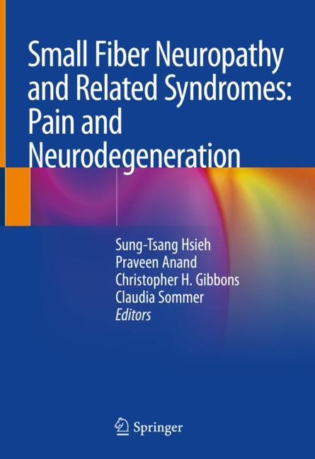 Cover of 'Small Fiber Neuropathy and Related Syndromes: Pain and Neurodegeneration'