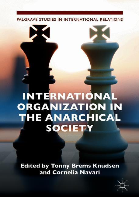 Cover of 'International Organization in the Anarchical Society'