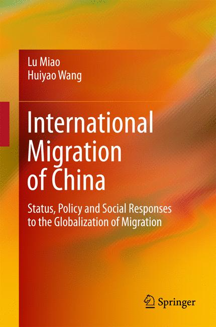 Cover of 'International Migration of China'