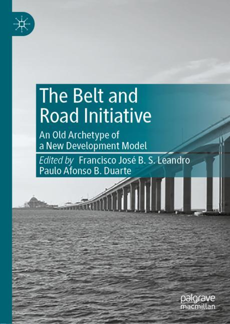 Cover of 'The Belt and Road Initiative'