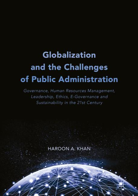Cover of 'Globalization and the Challenges of Public Administration'