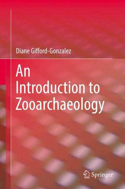 Cover of 'An Introduction to Zooarchaeology'