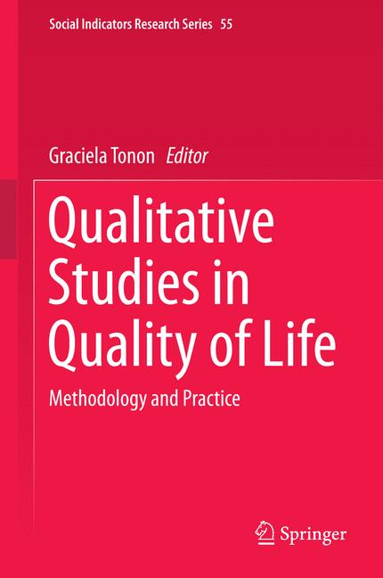 Cover of 'Qualitative Studies in Quality of Life'
