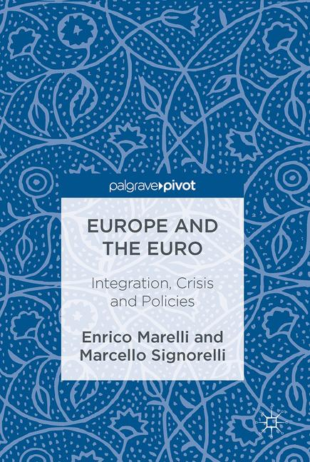 Cover of 'Europe and the Euro'