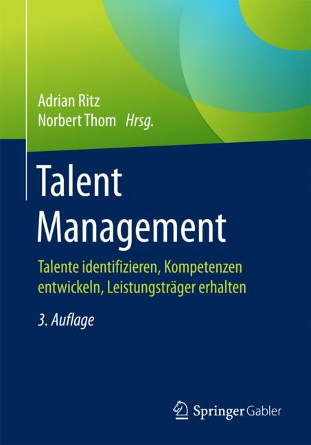 Cover of 'Talent Management'