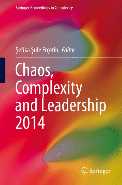 Cover of 'Chaos, Complexity and Leadership 2014'
