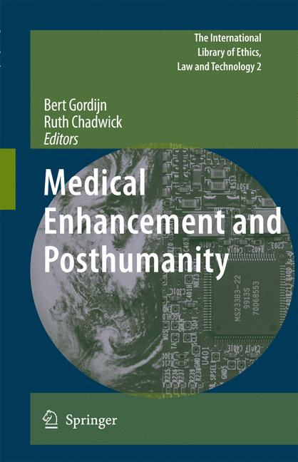 Cover of 'Medical Enhancement and Posthumanity'