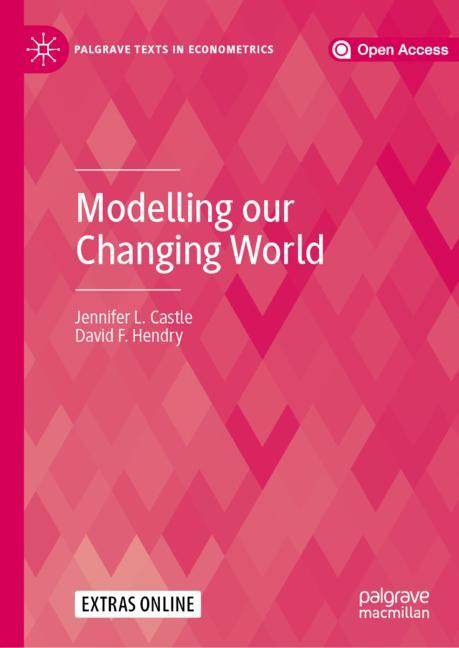 Cover of 'Modelling our Changing World'