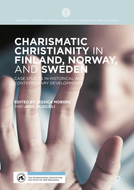 Cover of 'Charismatic Christianity in Finland, Norway, and Sweden'