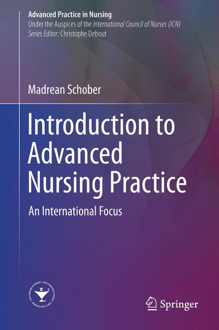 Cover of 'Introduction to Advanced Nursing Practice'