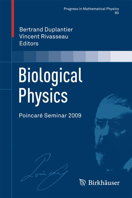 Cover of 'Biological Physics'