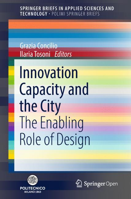 Cover of 'Innovation Capacity and the City'