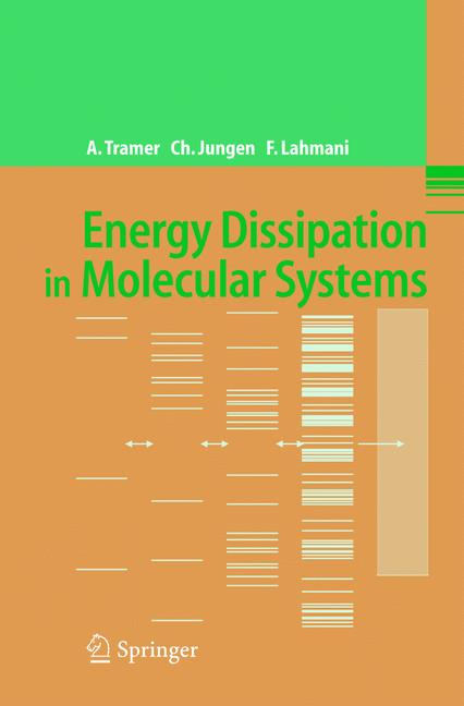 Cover of 'Energy Dissipation in Molecular Systems'