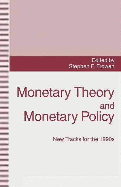 Cover of 'Monetary Theory and Monetary Policy'