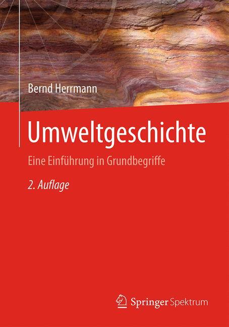 Cover of 'Umweltgeschichte'