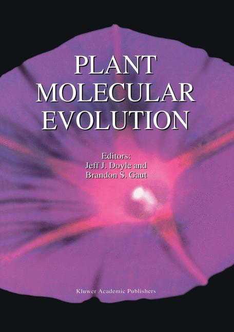 Cover of 'Plant Molecular Evolution'