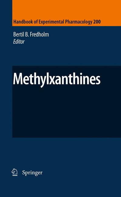 Cover of 'Methylxanthines'