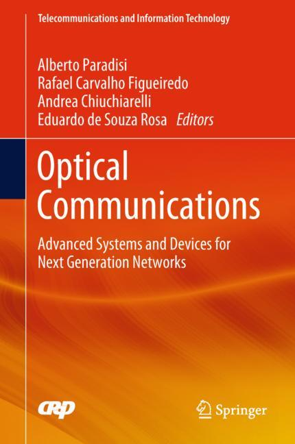 Cover of 'Optical Communications'