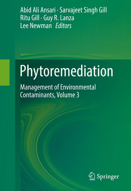 Cover of 'Phytoremediation'