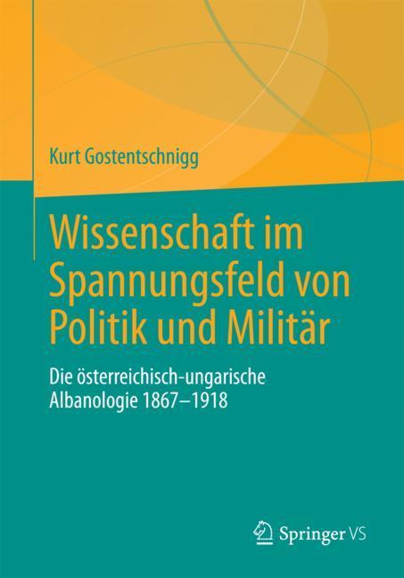 Cover of 'Wissenschaft im Spannungsfeld von Politik und Militär'