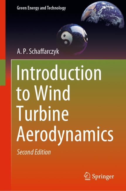Cover of 'Introduction to Wind Turbine Aerodynamics'