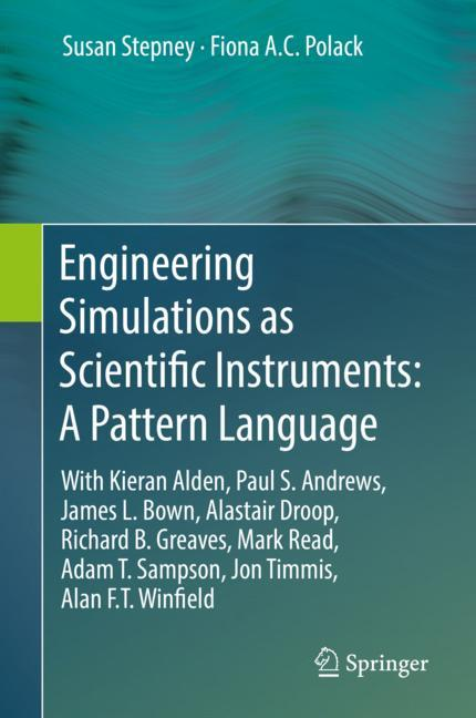 Cover of 'Engineering Simulations as Scientific Instruments: A Pattern Language'