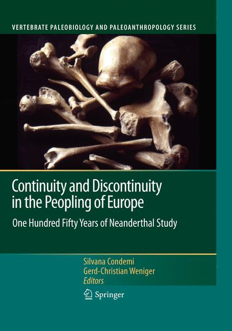 Cover of 'Continuity and Discontinuity in the Peopling of Europe'