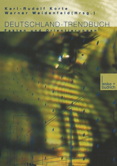 Cover of 'Deutschland-TrendBuch'