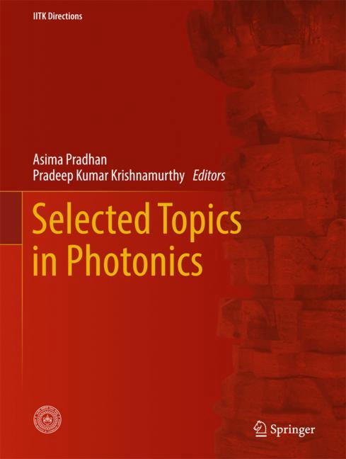 Cover of 'Selected Topics in Photonics'