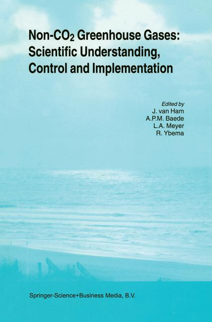 Cover of 'Non-CO 2 Greenhouse Gases: Scientific Understanding, Control and Implementation'