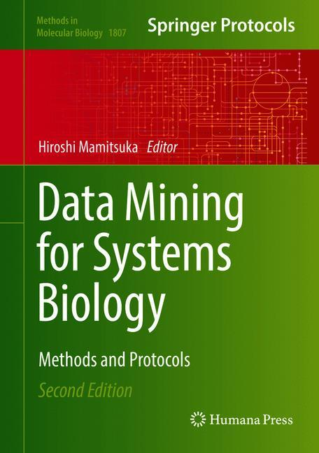Cover of 'Data Mining for Systems Biology'
