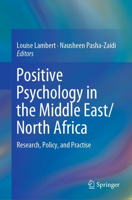 Cover of 'Positive Psychology in the Middle East/North Africa'