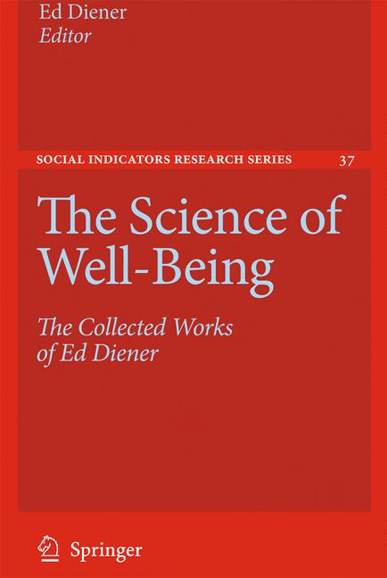 Cover of 'The Science of Well-Being'