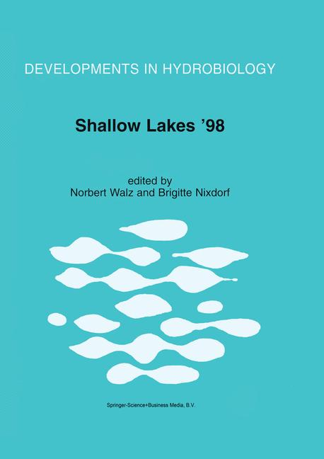 Cover of 'Shallow Lakes '98'