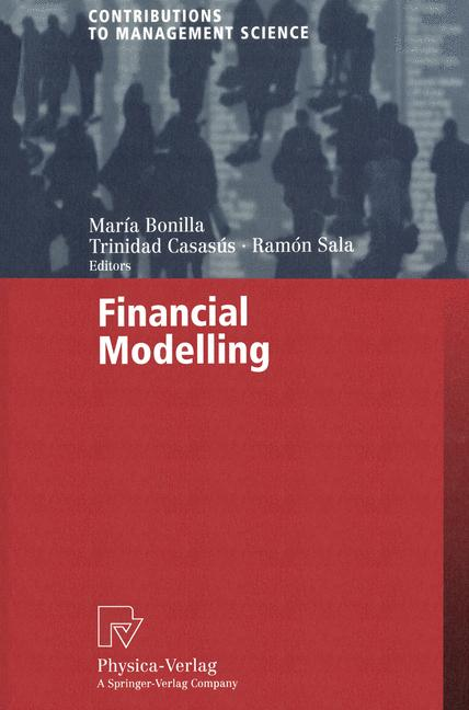 Cover of 'Financial Modelling'