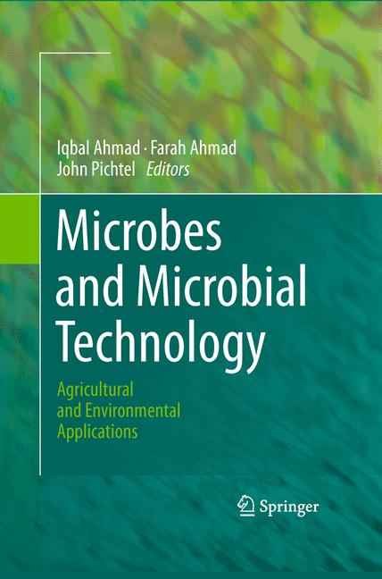 Cover of 'Microbes and Microbial Technology'