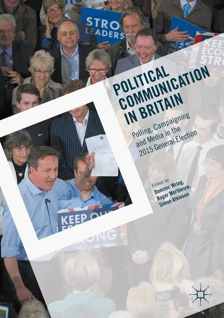 Cover of 'Political Communication in Britain'