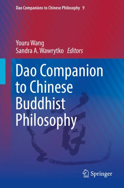 Cover of 'Dao Companion to Chinese Buddhist Philosophy'