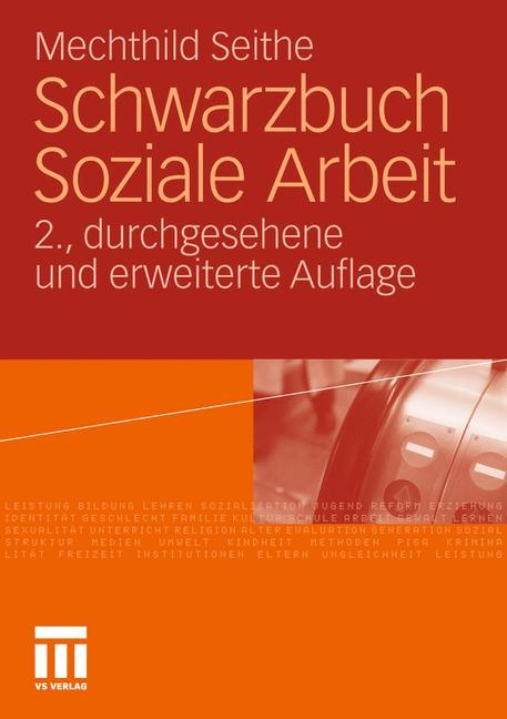 Cover of 'Schwarzbuch Soziale Arbeit'
