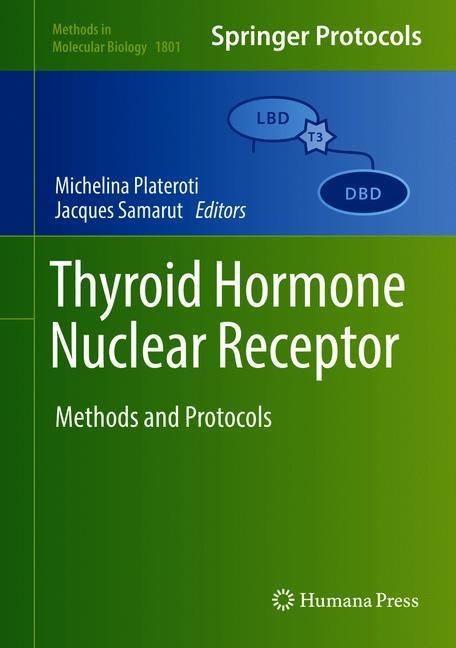 Cover of 'Thyroid Hormone Nuclear Receptor'