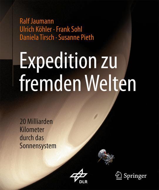 Cover of 'Expedition zu fremden Welten'