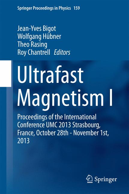 Cover of 'Multiscale Modeling of Ultrafast Magnetization Dynamics'