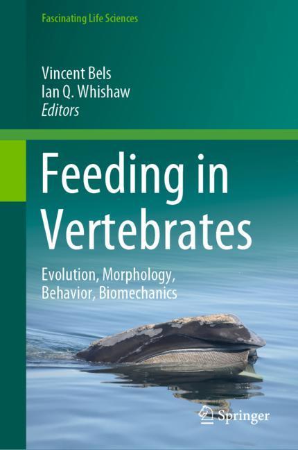 Cover of 'Feeding in Vertebrates'