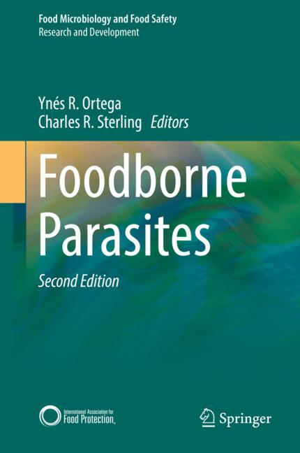 Cover of 'Foodborne Parasites'