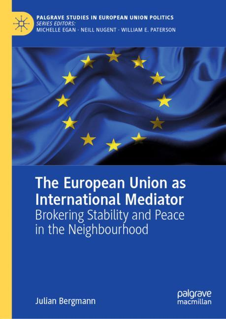 Cover of 'The European Union as International Mediator'